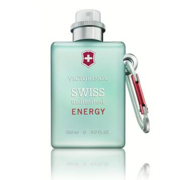 Victorinox Swiss Unlimited Energy Eau de Cologne 150ml