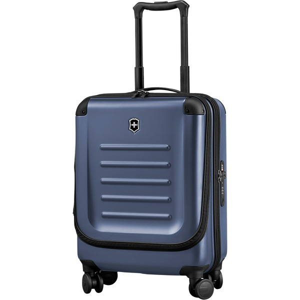 Dual Access Extra Capacity Carry-On