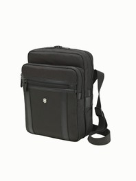 Crossbodytaška na tablet černá Werks Professional 2.0, Crossbody Tablet Bag