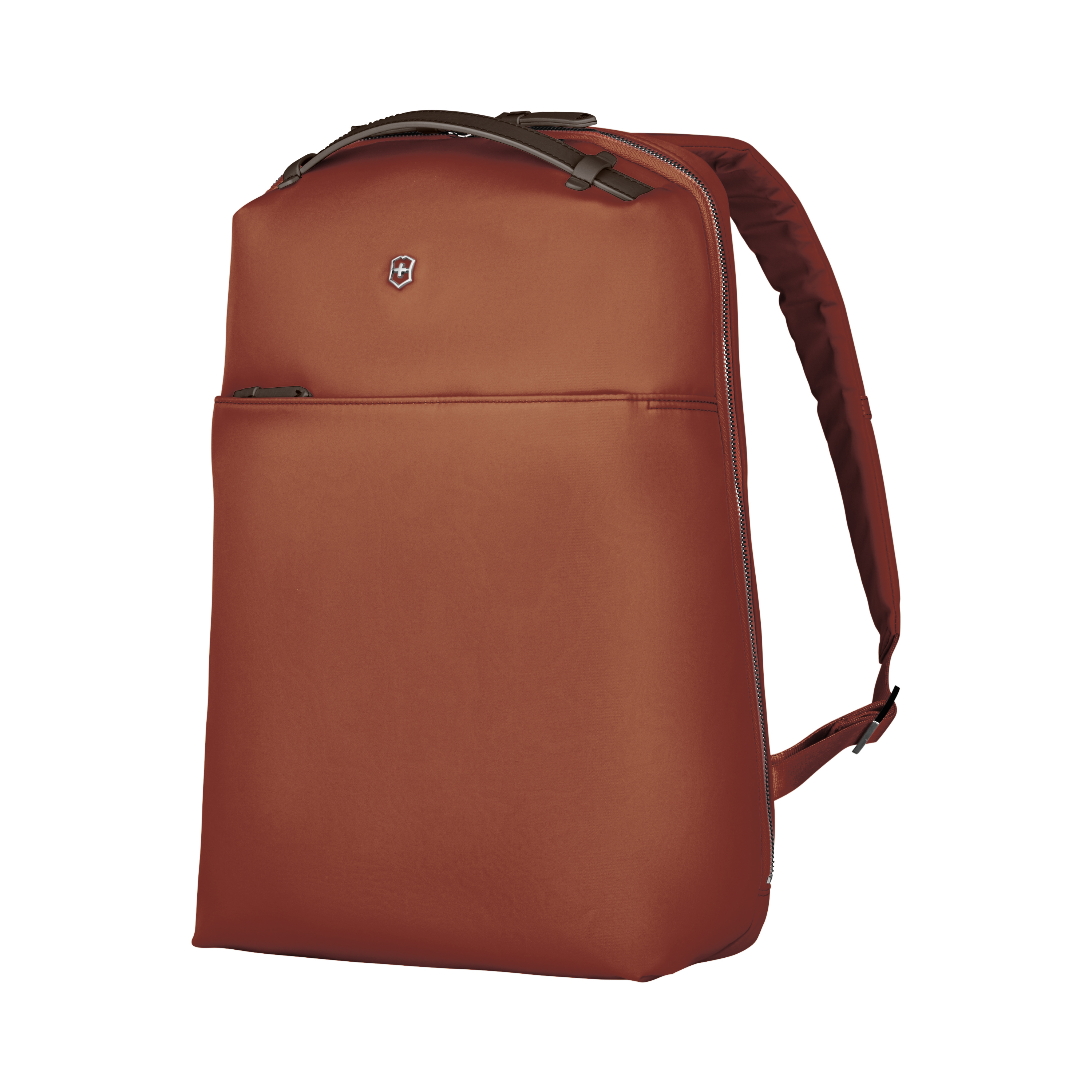 Victoria 2.0 Compact Business Backpack - Brick